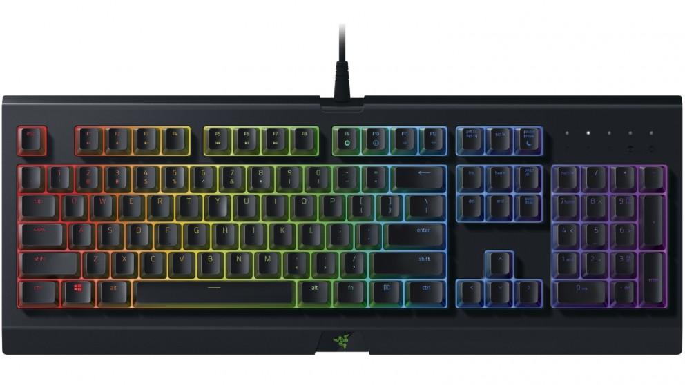 Razer Cynosa Chroma RGB Membrane Gaming Keyboard
