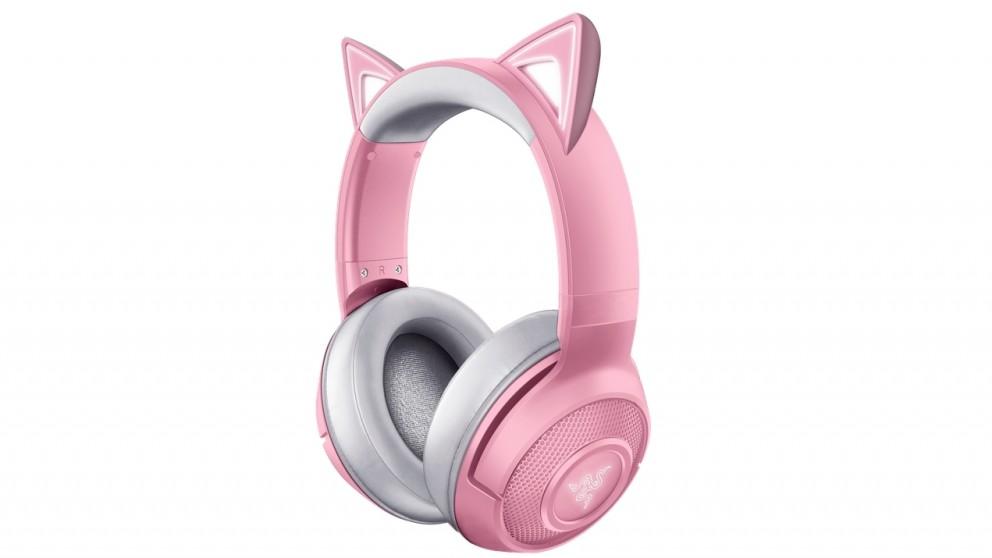 Razer Kraken BT Kitty Quartz Edition Wireless Bluetooth Headset