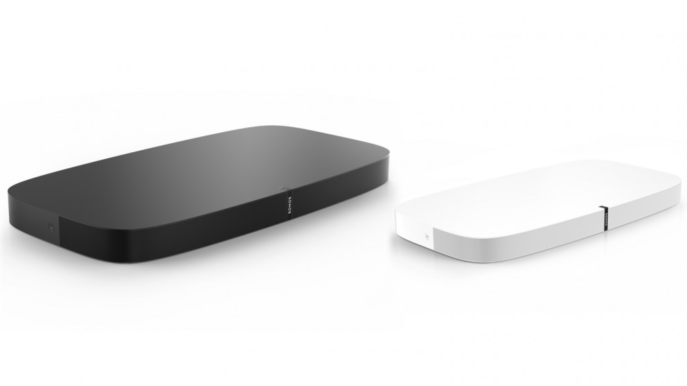 Sonos PLAYBASE Wireless Soundbase for TVs and Music