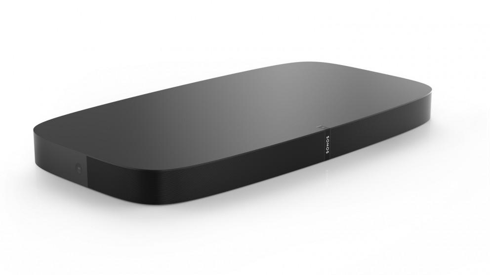 Sonos PLAYBASE Wireless Soundbase for TVs and Music - Black