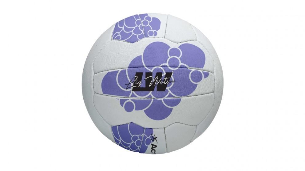 Action Liz Watson Training Netball