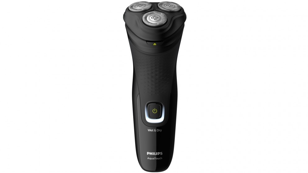 Philips AquaTouch S1000 Electric Shaver - Deep Black