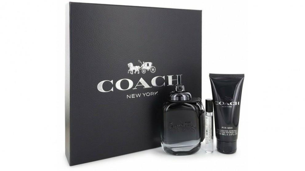 Coach Men by Coach for Men 100ml EDT 2 Piece Gift Set