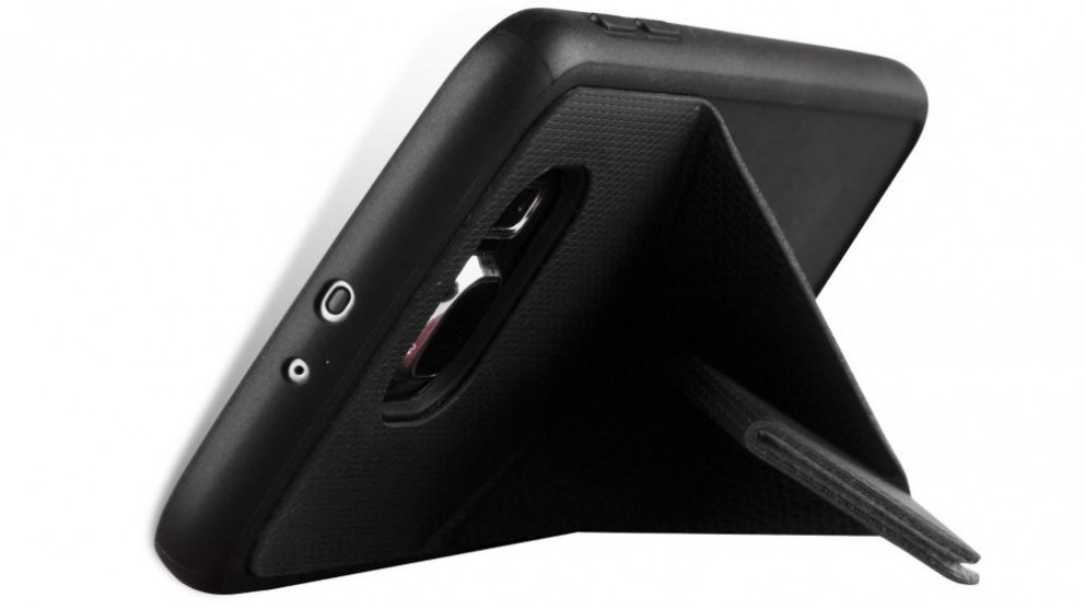 Uniq Samsung Galaxy S6 Phone Case and Mount - Black