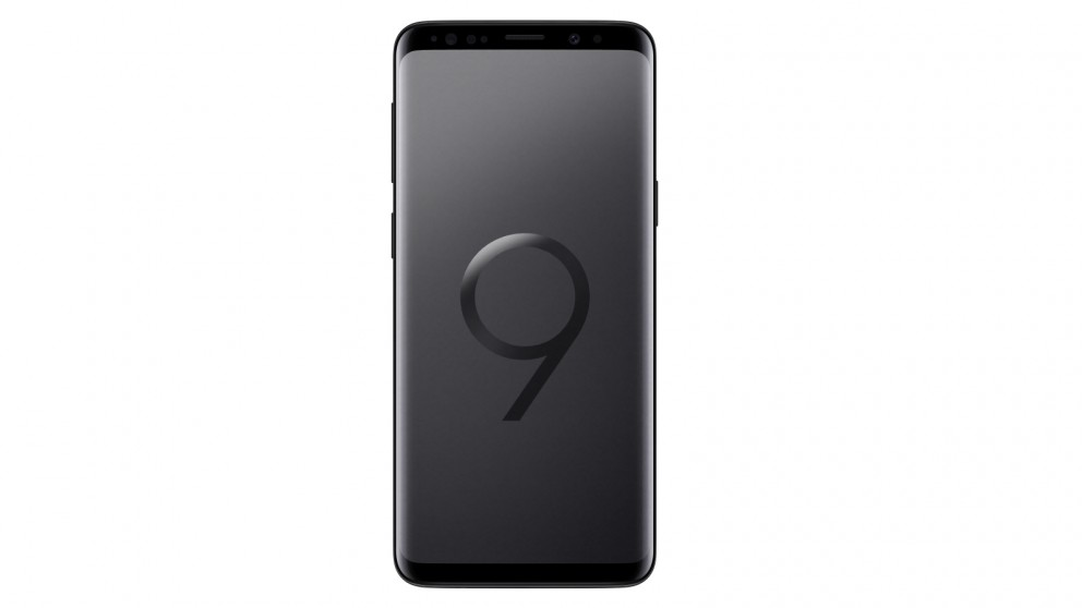 Samsung Galaxy S9 256GB - Midnight Black