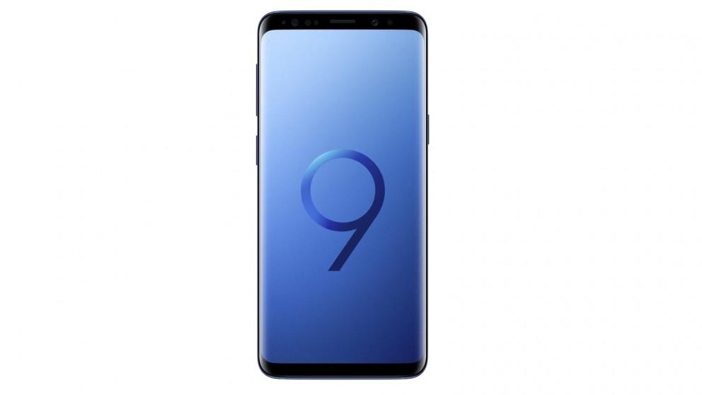 Samsung Galaxy S9 64GB - Coral Blue