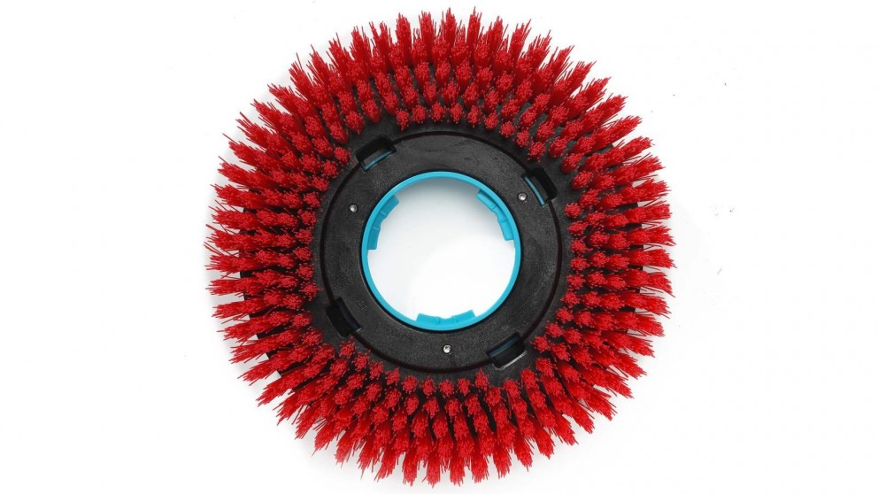 i-team i-mop Lite Hard Red Brush Attachment - 2 Pack