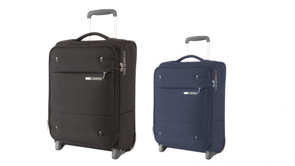 Samsonite 50cm Base Boost 2 Upright Expandable Suitcase