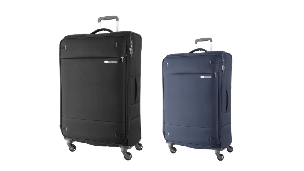 Samsonite 71cm Base Boost 2 Spinner Expandable Suitcase