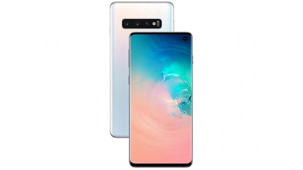 Samsung Galaxy S10 128GB - Prism White