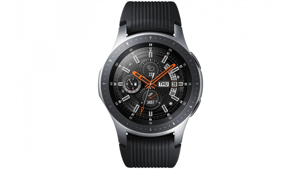 Samsung Galaxy Watch 46mm 4G - Silver