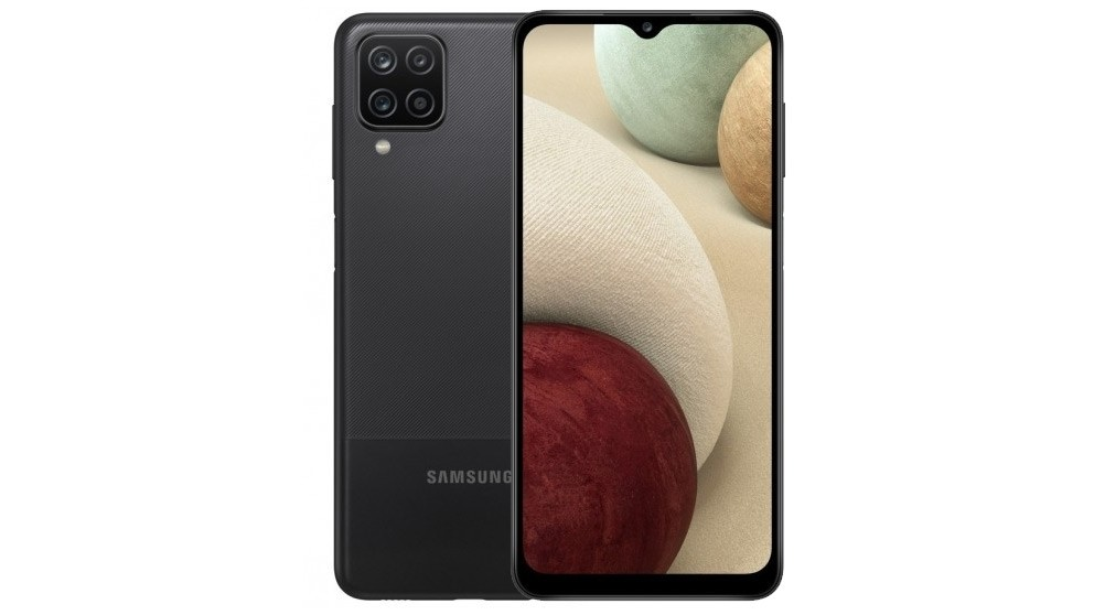 Samsung Galaxy A12 4G 128GB - Black