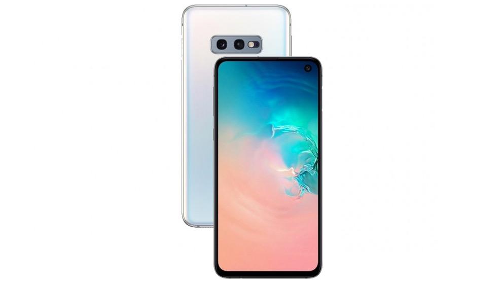 Samsung Galaxy S10E 128GB - Prism White