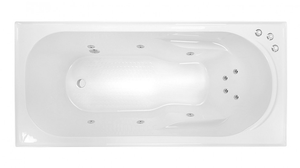 Decina Prato 1635 Santai Ripple Base 10 Jet Spa