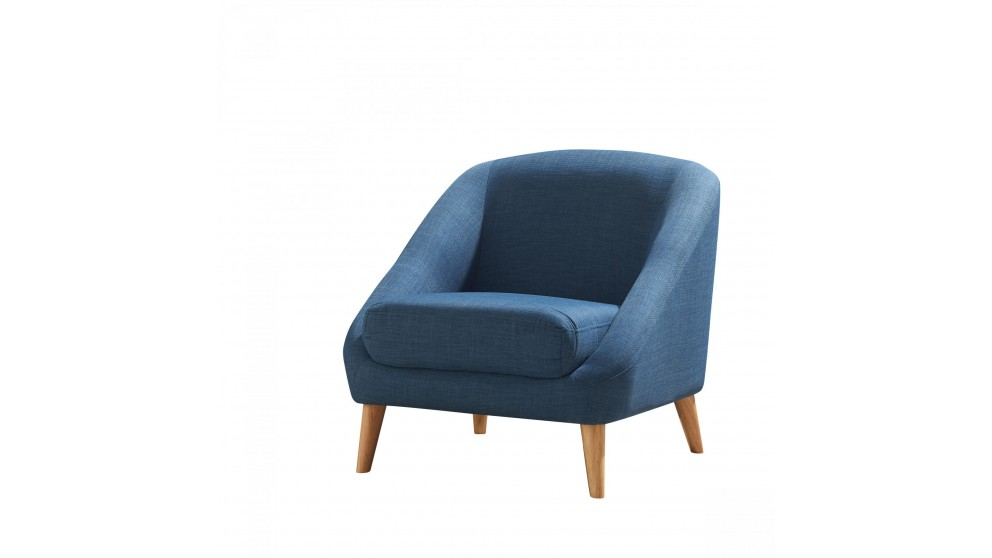 Santal Fabric Armchair Lounges Living Room Furniture