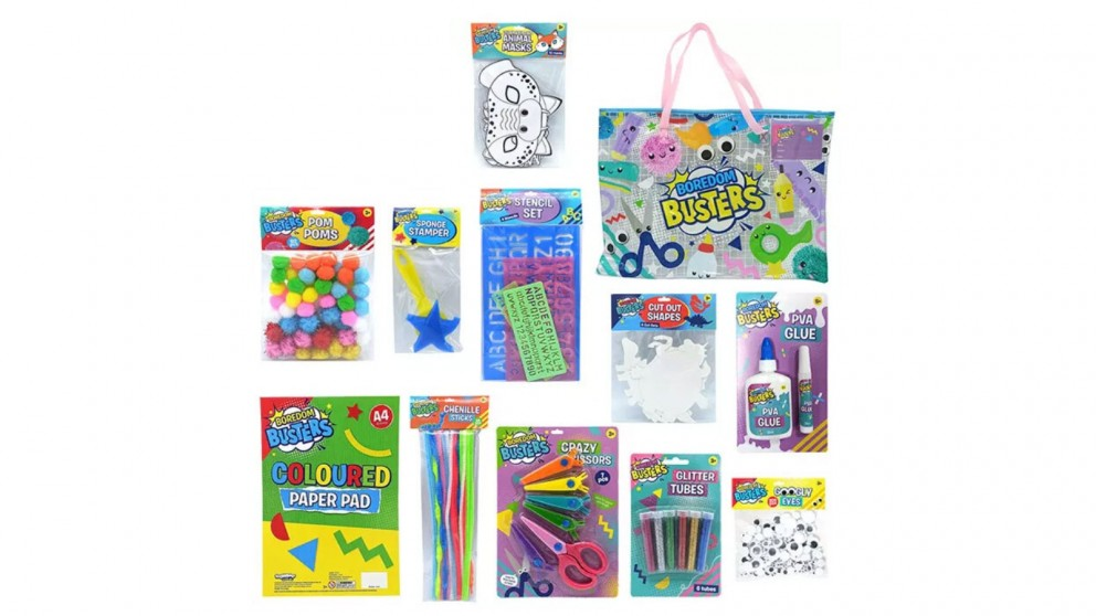 Boredom Busters Showbag