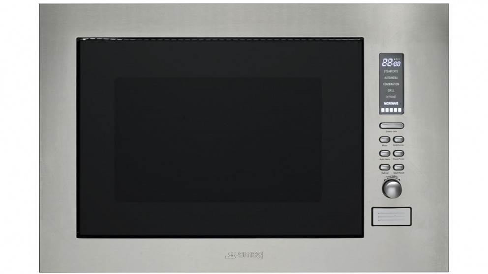 Smeg 25L Built-In Convection Microwave Oven