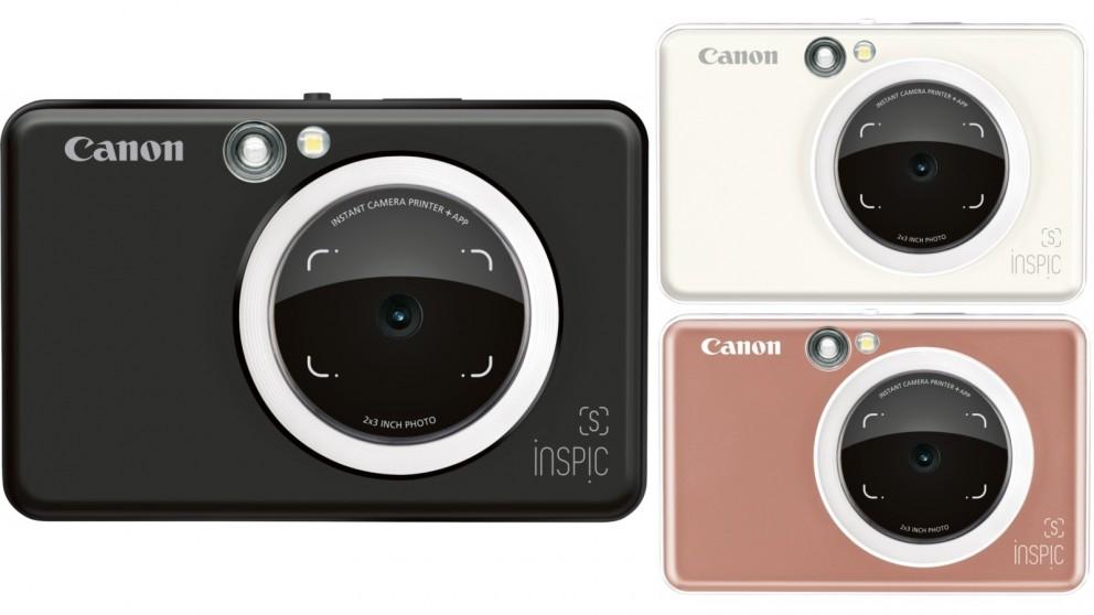 Canon Inspic S Instant Camera
