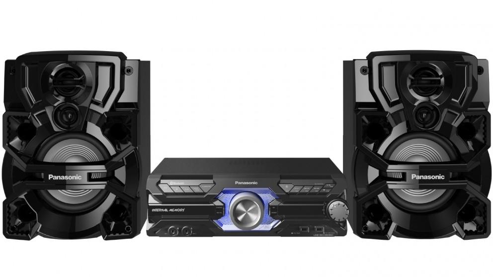 Panasonic 2.0 Channel 2000W Mini Hi-Fi System