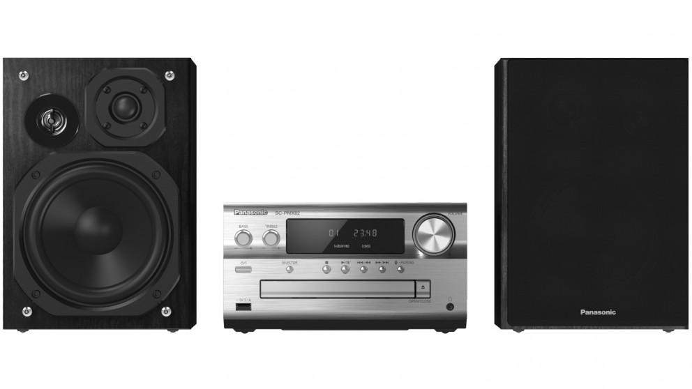 Panasonic 120W Premium High Resolution Micro Hi-Fi System