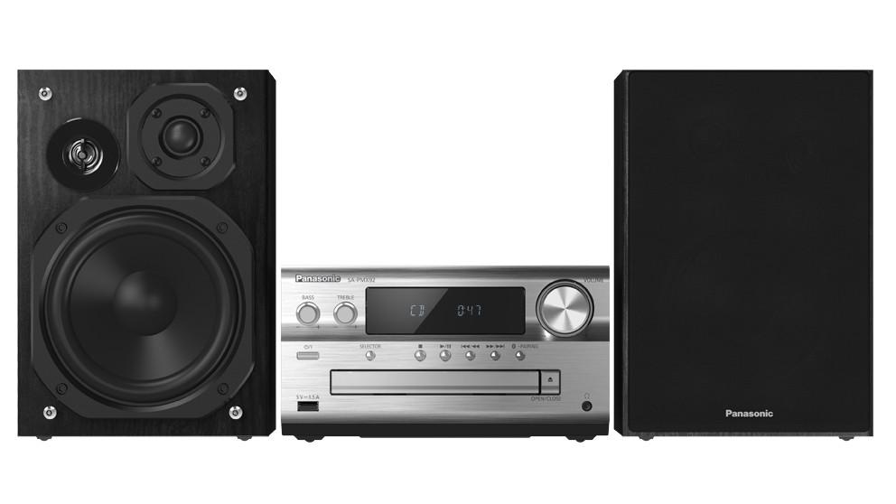 Panasonic Hi-Res Bluetooth DAB+ Radio CD Micro Hi-Fi System
