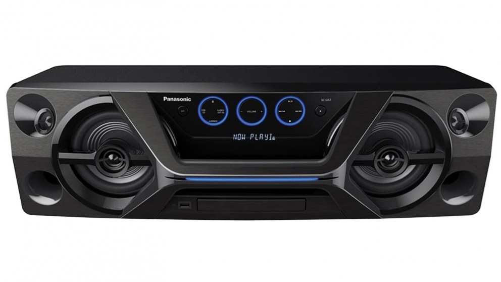 Buy panasonic 300w compact portable mini hi fi system for Mobile porta hi fi
