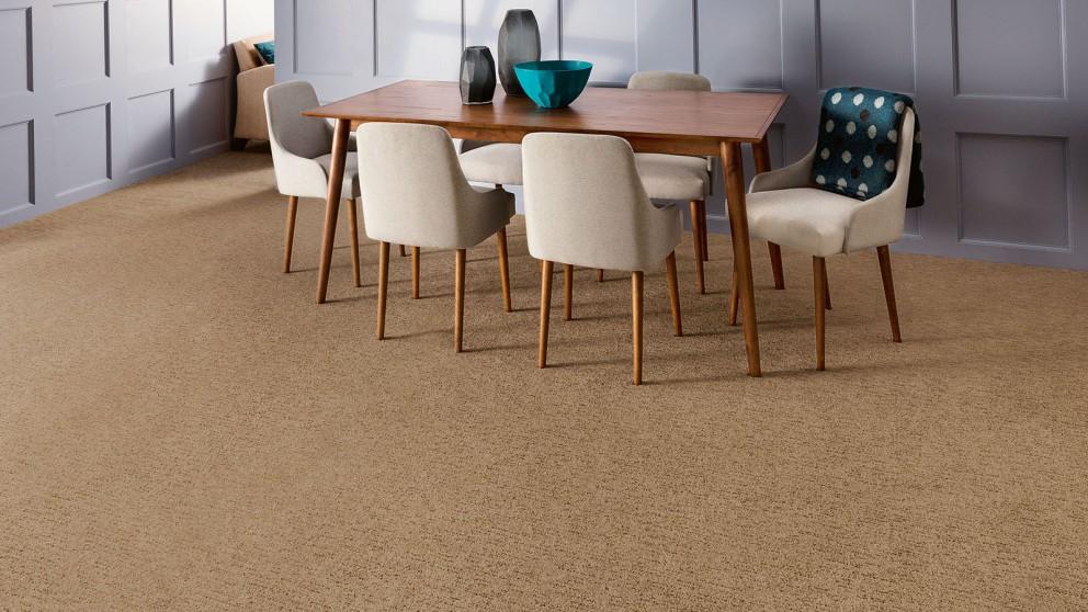 Everstrand Sculptured Touch Crystallized Ginger Carpet Flooring
