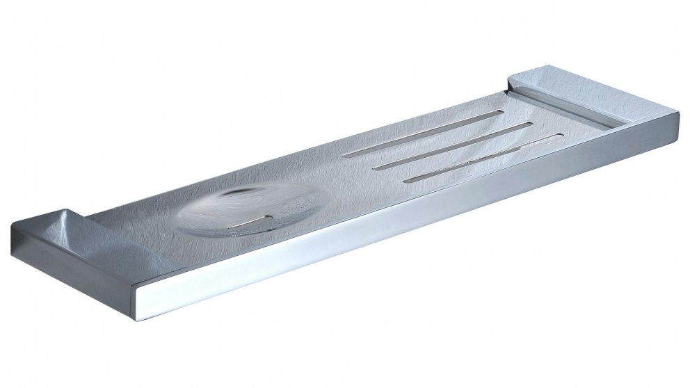 PLD Status Shower Shelf and Soap Dish
