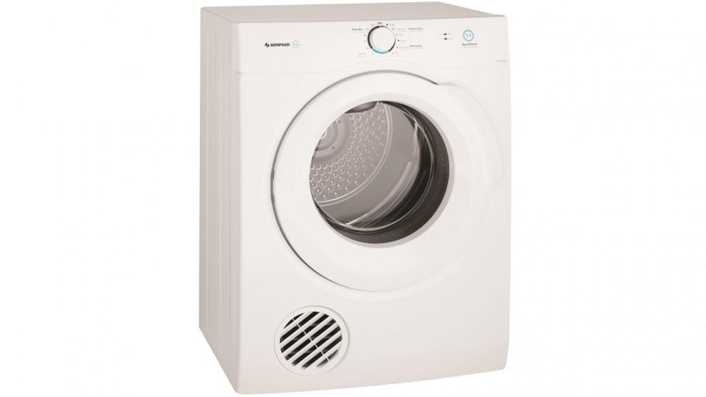 Simpson 5.5kg Vented Dryer