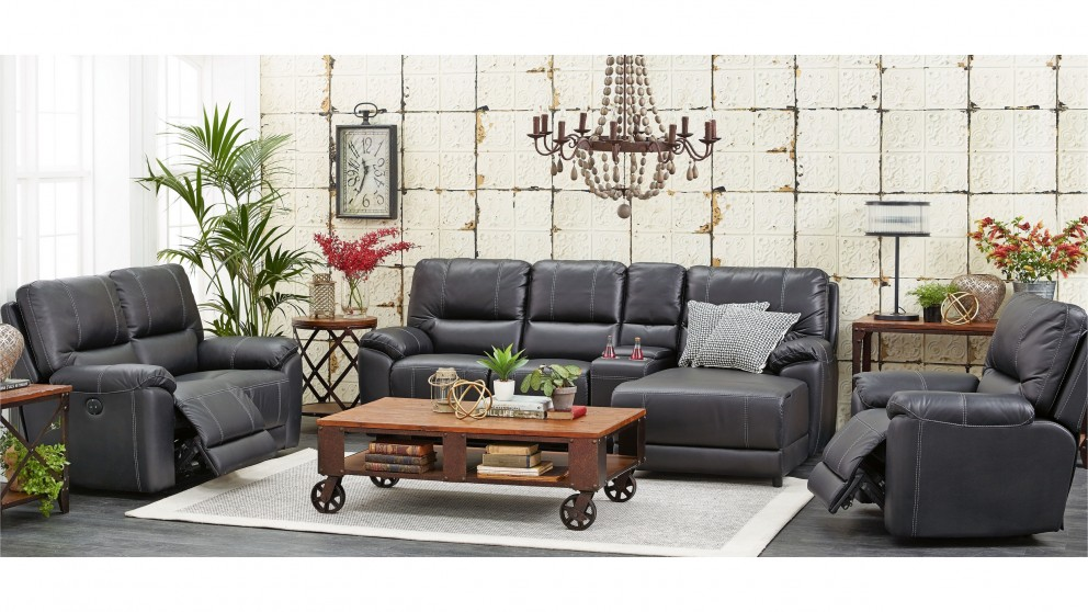 Item Added to Cart  sc 1 st  Harvey Norman & Kalama 3 Seater Future Fabric Powered Recliner Lounge with Chaise ... islam-shia.org
