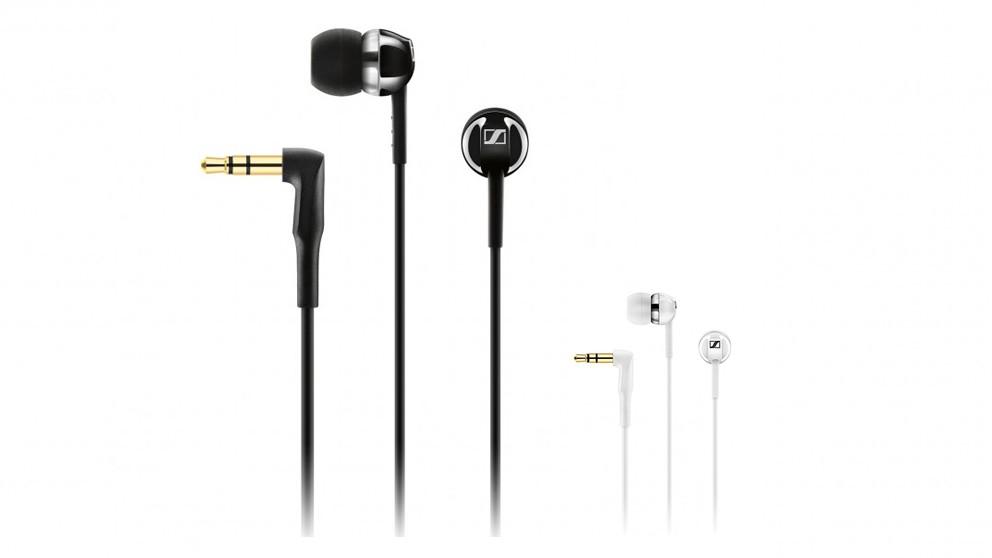 Sennheiser CX1.00 In-Ear Headphones