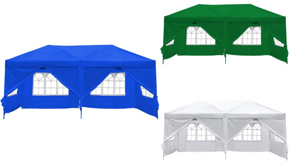 Serrano 3x6m Gazebo Outdoor Marquee Tent Canopy