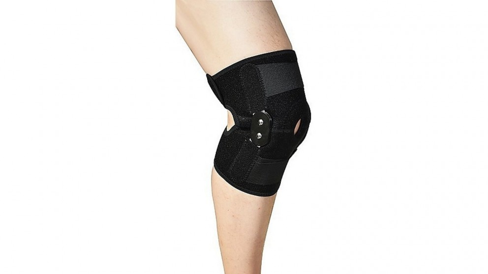 Serrano Hinged Full Knee Support Brace Protection Arthritis Injury Sports