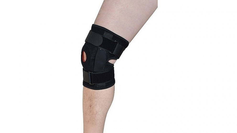 Serrano Hinged Knee Brace Support ACL MCL Ligament Runner's Knee