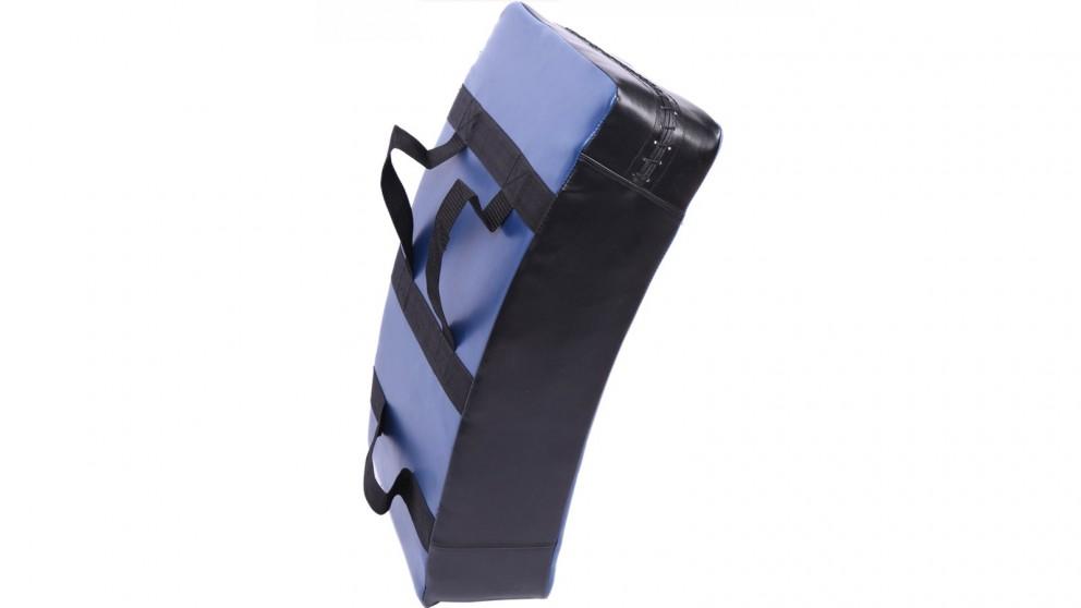 Serrano Hit Strike Shield Kicking Pad - Blue/Black
