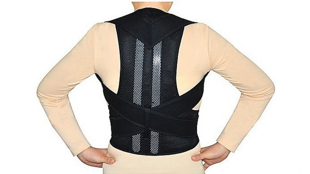 Serrano Lower Back Brace Unisex Posture Corrector Lumbar Support