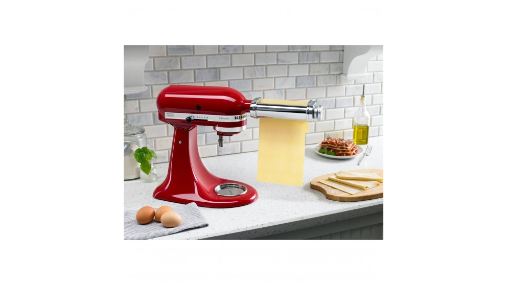 Kitchenaid Stand Mixer Pasta Roller Attachment Mixers Food Processors Food Preparation