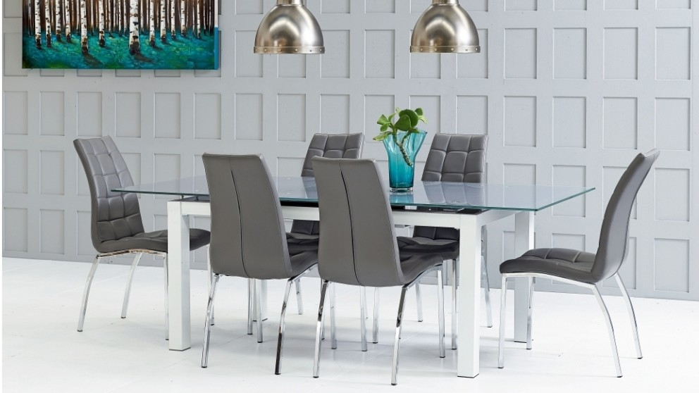 Atlanta 7 Piece Extension Dining Setting Dining  : setting13 from www.harveynorman.com.au size 992 x 558 jpeg 93kB