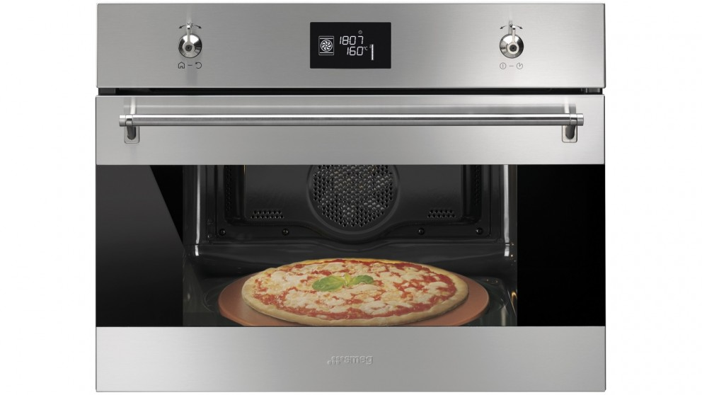 Smeg 600mm Classic Compact Pyrolytic Pizza Oven