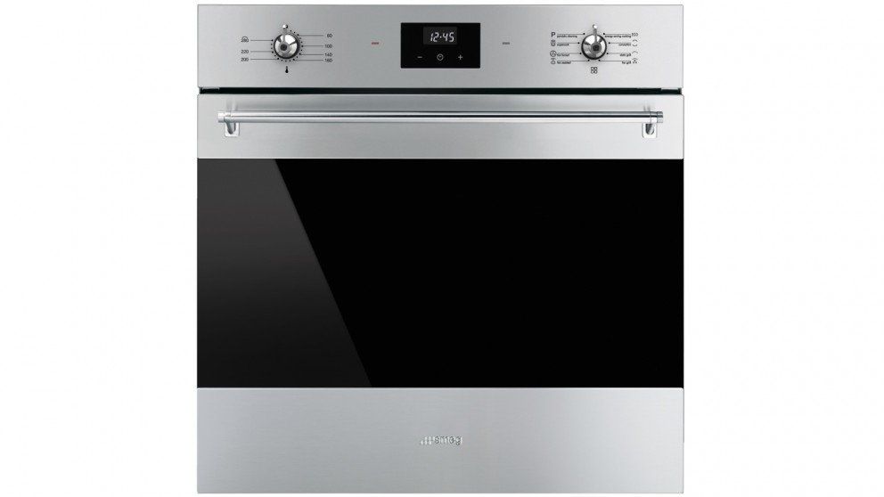 Smeg 600mm Classic Thermoseal Pyrolytic Oven with DIGIscreen