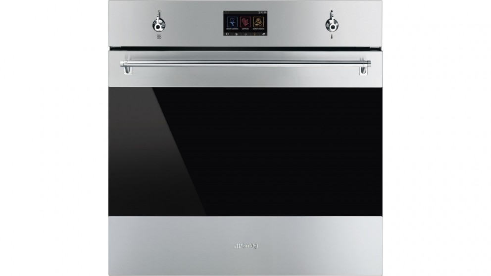 Smeg 600mm Classic Thermoseal Pyrolytic Built-in Oven