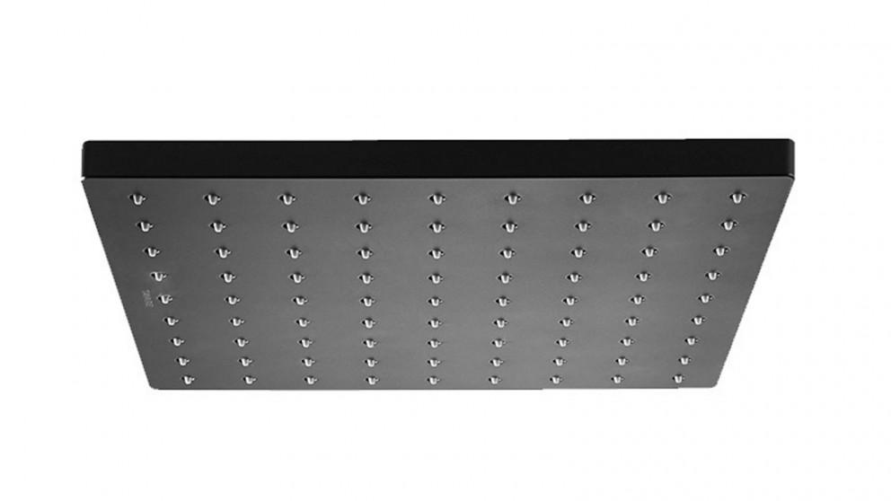 Bravat Square 250x250mm Shower Head - Matte Black