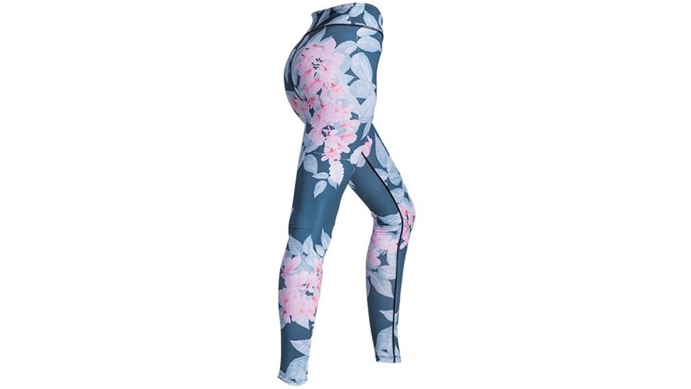 Womens Yoga Pant Push Up Leggings Type A - Extra Large