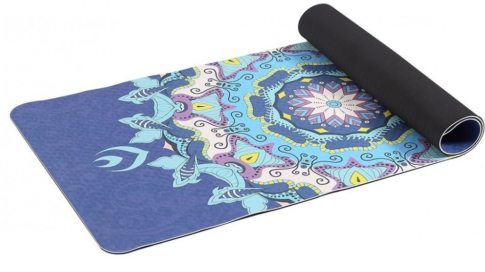 TPE Dual layer Yoga Mat - Type 2