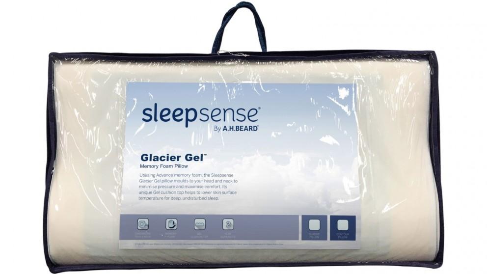 Sleepsense Glacier Gel Contour Pillow