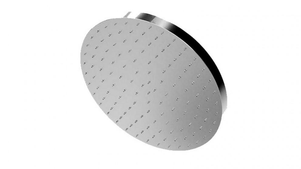 Bravat Round 200mm Shower Head - Brass Chrome