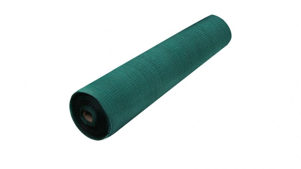 Instahut 1.83 x 30m 30% UV Shade Sail - Green