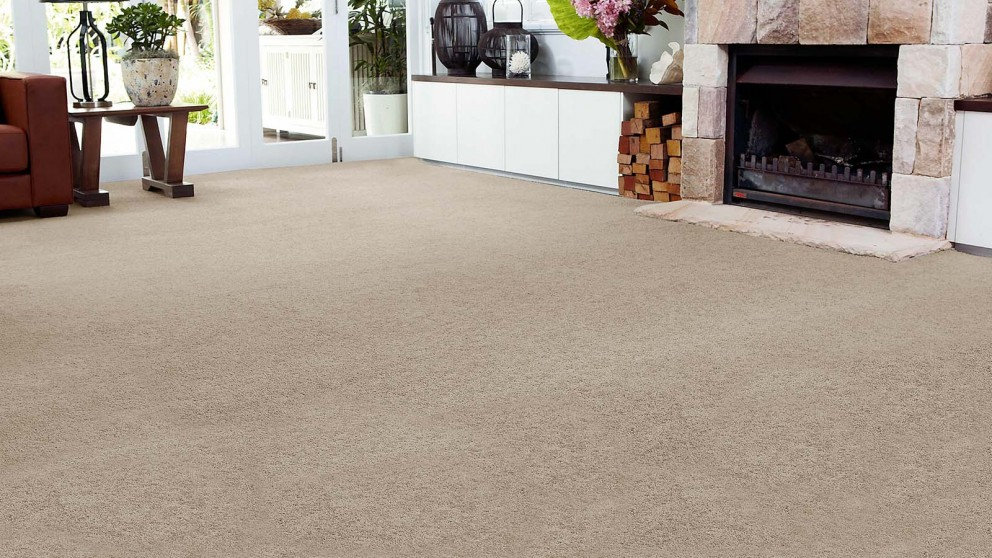SmartStrand Forever Clean Chic - Shadow Taupe Carpet Flooring