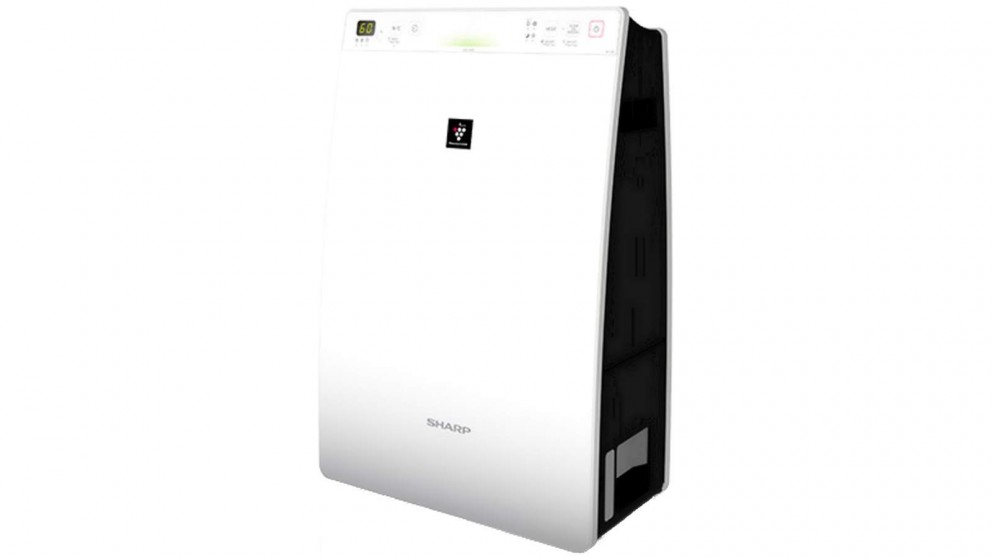 Sharp KCF30JW Plasmacluster Air Purifier with Humidifier