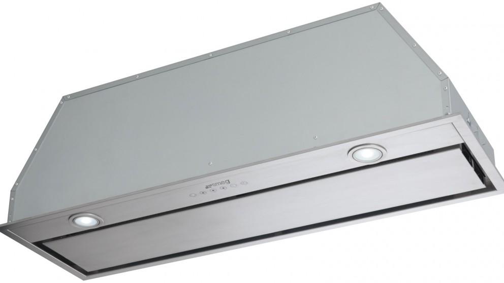 Smeg 900mm Undermount Stainless Steel Rangehood